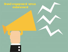 Brand engagement versus endorsement: What should home buyers trust more