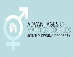 4 benefits of married couples jointly owning property