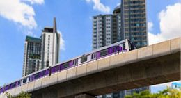 Pune Metro: 3-coach train arrives; trial run to start soon
