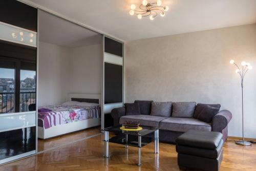 studio apartment configuration