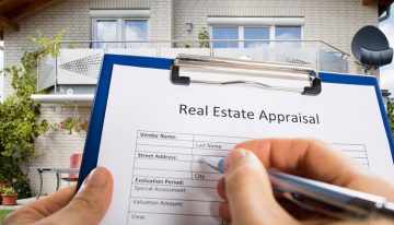 What is a real estate appraisal and how does it work?