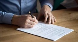 What is a leave and license agreement?