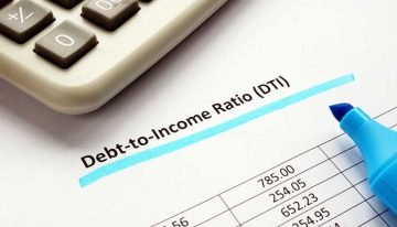 What is debt-to-income (DTI) ratio?