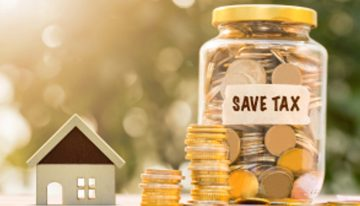 How to save tax on property sale?