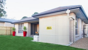 Everything you need to know about selecting the right water tank for your home