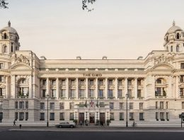 Hinduja Group and Raffles Hotels announce sales of residential units at London's iconic Old War Office building