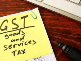 Types of taxes under GST: CGST, SGST, IGST