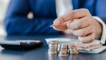 What is capital adequacy ratio?