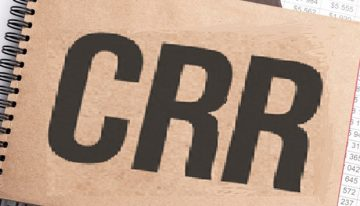 What is cash reserve ratio or CRR?